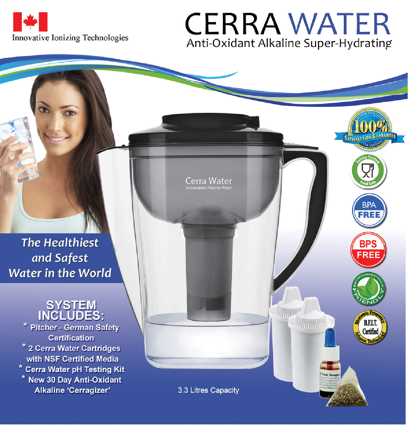 10 Cerra Water Pitchers