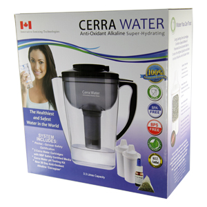 Cerra Water Pitcher