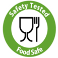 safety tested knife and fork