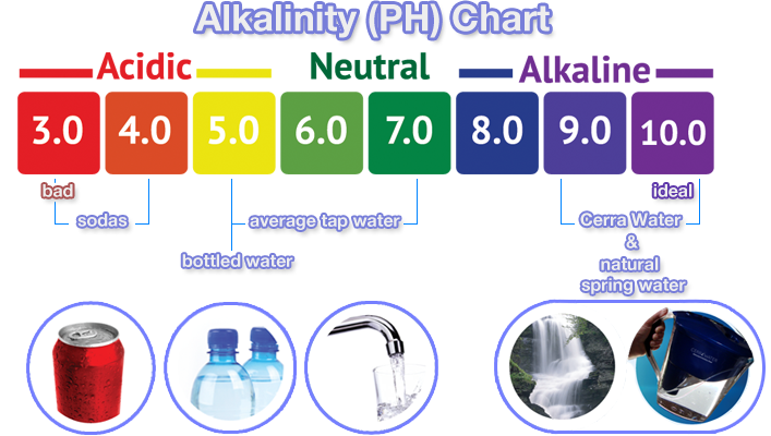 Cerra Water Cerra Water Alkaline Antioxidant Water